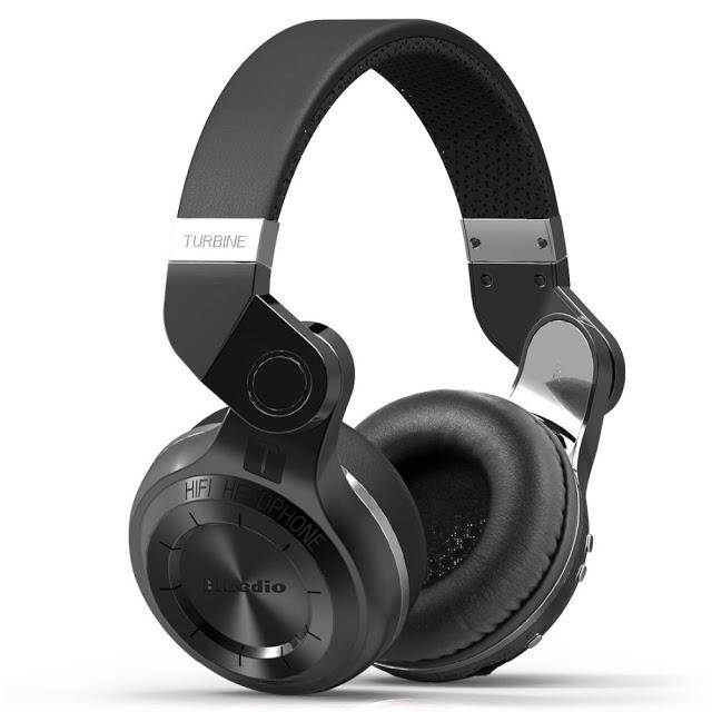 Tai nghe Bluetooth Bluedio Chinh hang Gia re nhat - 4
