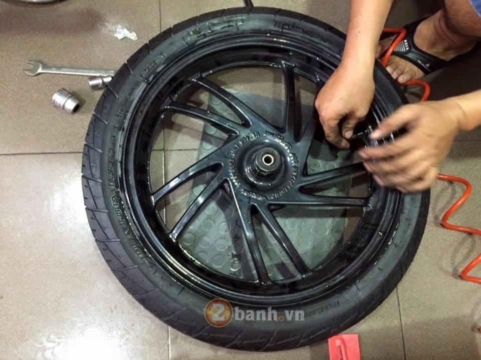Test thuc te lop chong dinh Perfect Tyre - 3