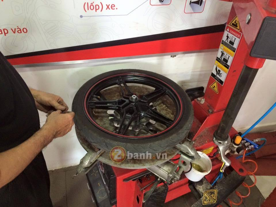 Test thuc te lop chong dinh Perfect Tyre - 5