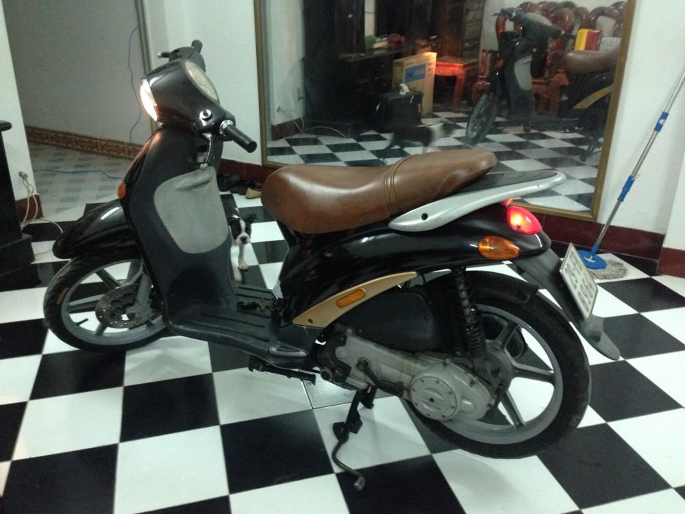 Thanh Ly 2 xe Honda PS 125i va Piaggio Liberty 50cc 2003 - 2