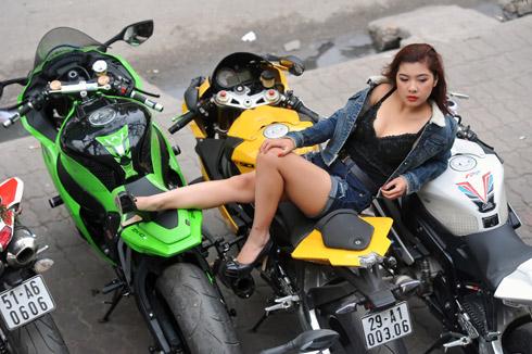 Thu mua xe may cu gia cao tai Hoang MaiHa Noi