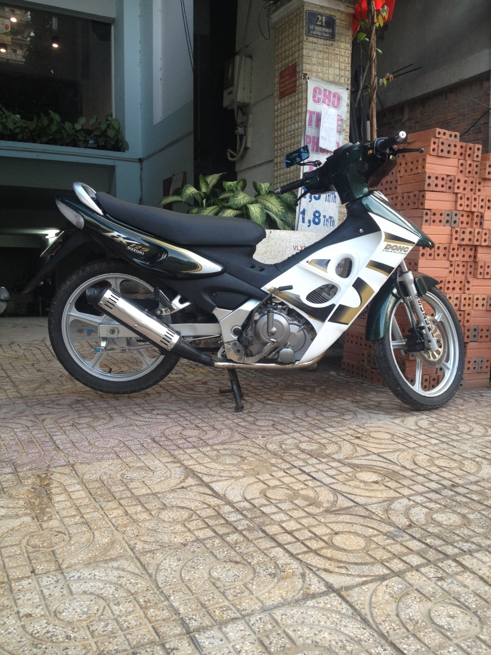 TPHCM FX 125 cc BSTP mau xanh - 3