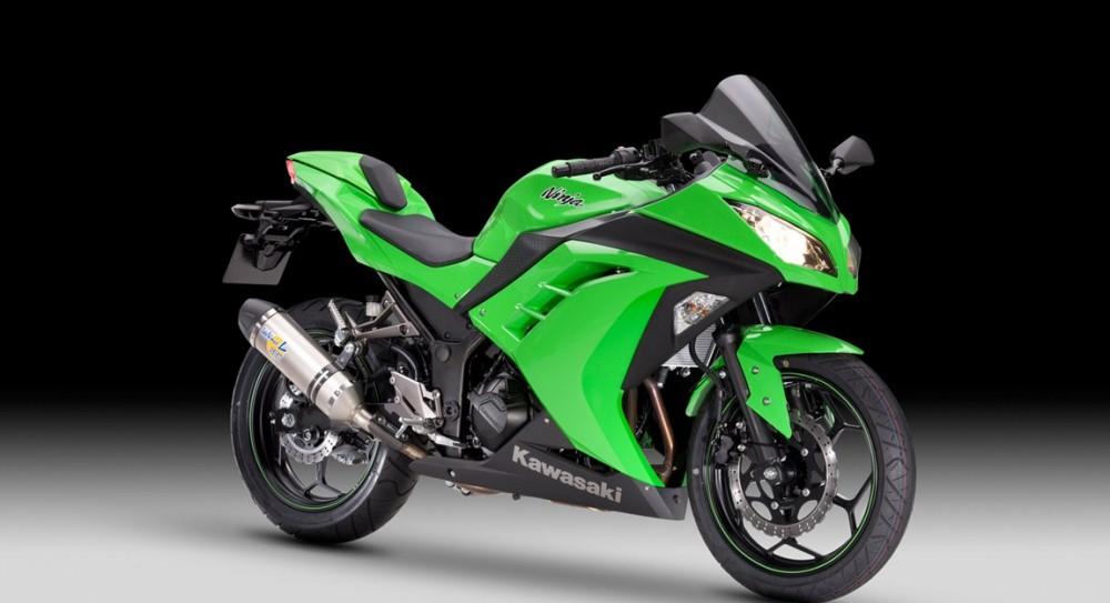 Vai danh gia ve Honda CBR300R Kawasaki Ninja300 Yamaha R3 va KTM RC390 - 2