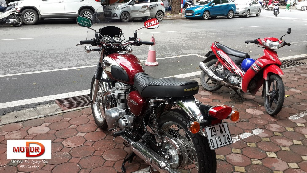 W800 KAWASAKI DUC QUANG NGAI - 18