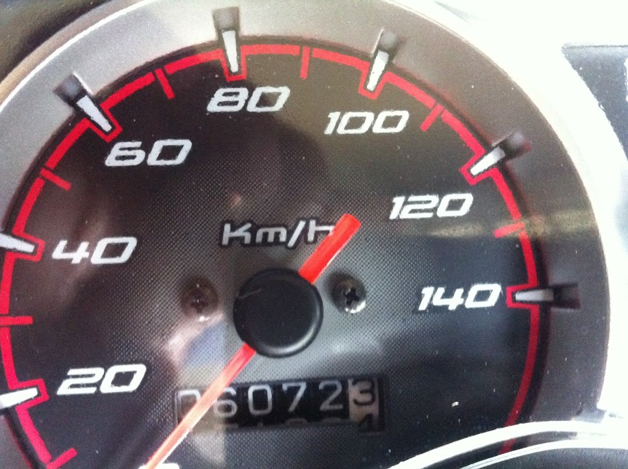 Xe AirBlade Thai 2010 Den Cam 6000km - 9
