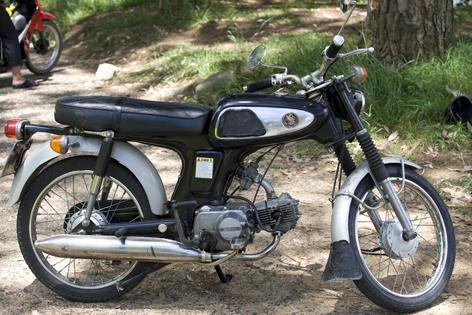 Xe Honda 67 Zin - 2