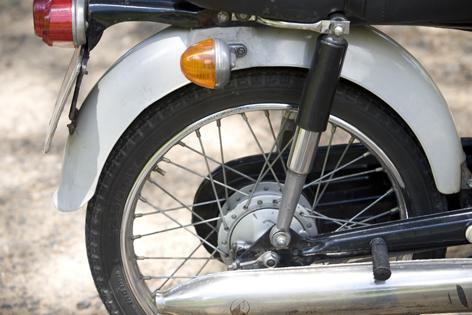 Xe Honda 67 Zin - 5