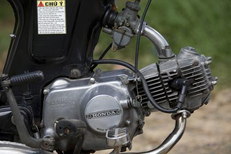 Xe Honda 67 Zin - 6