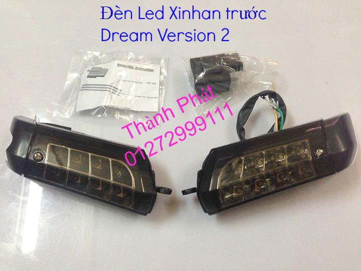 Xinhan kieu Rizoma Barracuda OXFORD cho xe PKL va xe Nho Den LED kieu den Xenon Domi Bong OSR - 15