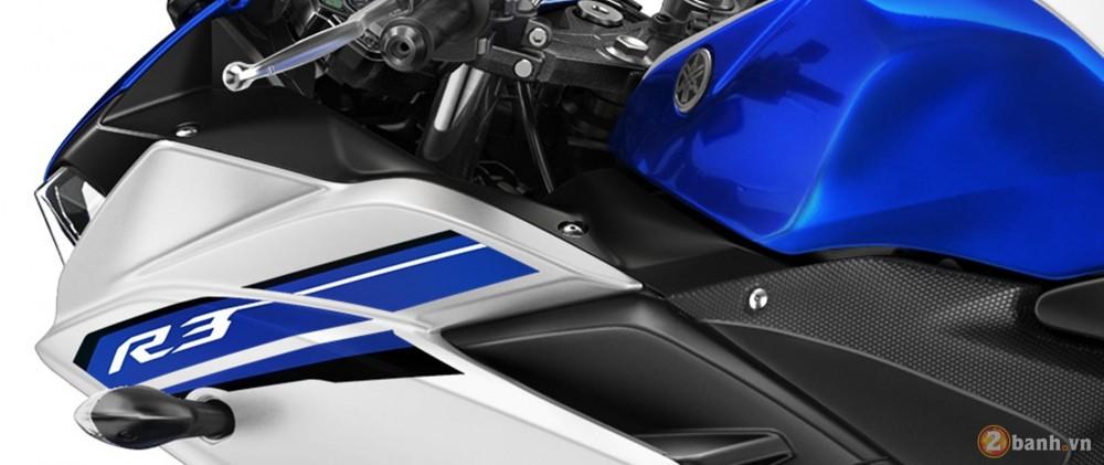 Yamaha bat ngo tung ra phien ban R3 2016