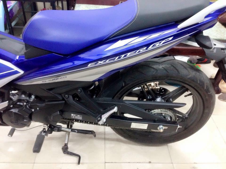 Yamaha exciter 150 xanh bac chinh chu bstp