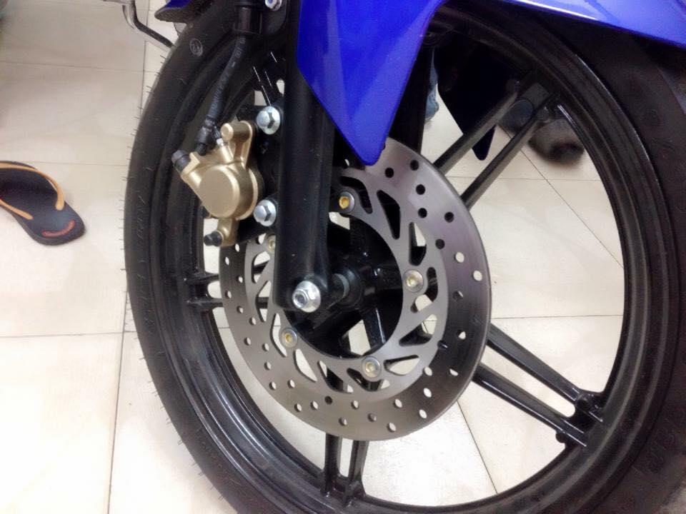 Yamaha exciter 150 xanh bac chinh chu bstp - 3