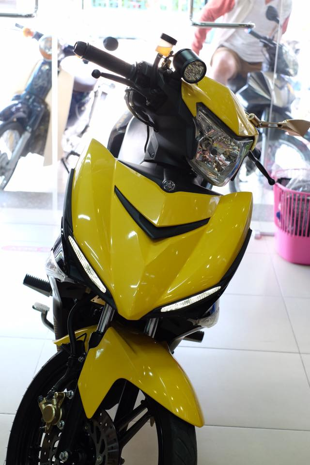 Yamaha Exciter 150cc do Led Pha Cree L4 - 2