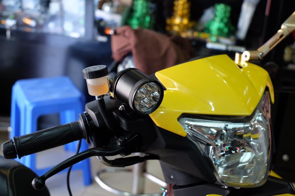 Yamaha Exciter 150cc do Led Pha Cree L4 - 5