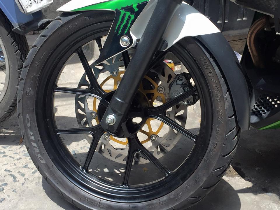 Yamaha FZ150i do nhe dan chan nhung cuc chuan - 2