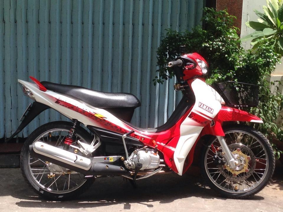 Yamaha jupiter do phong cach malaysia