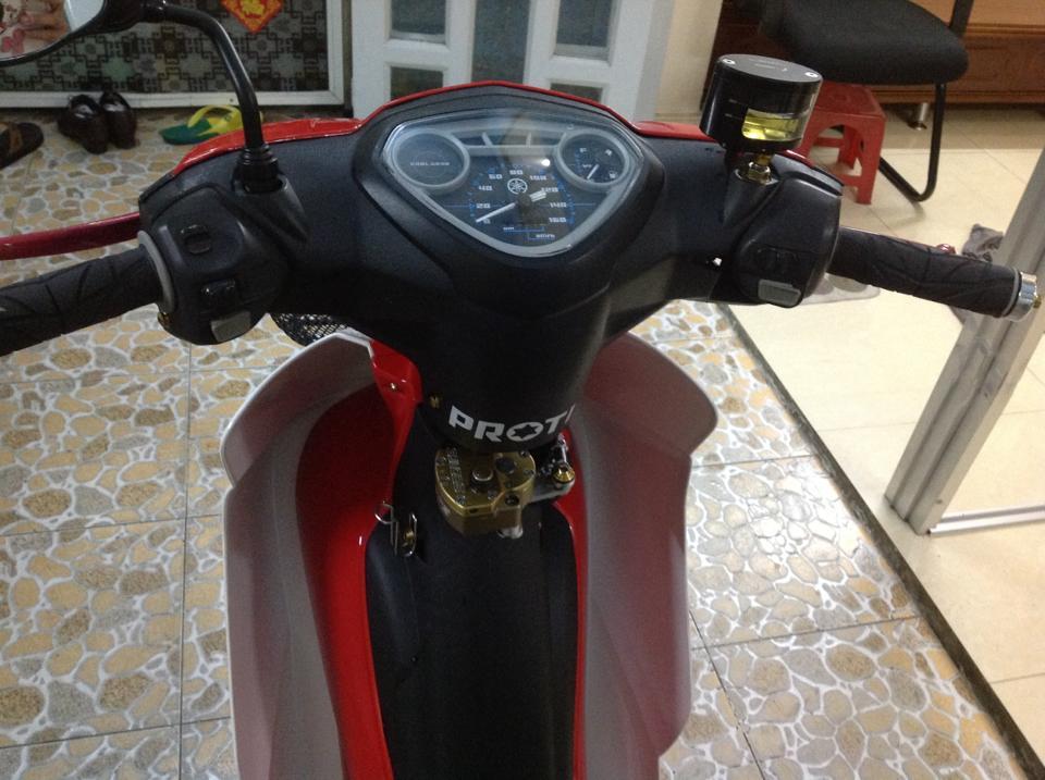 Yamaha jupiter do phong cach malaysia - 2