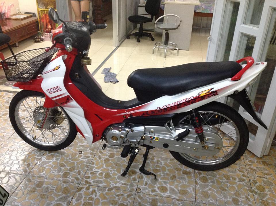 Yamaha jupiter do phong cach malaysia - 4