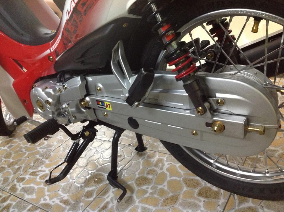 Yamaha jupiter do phong cach malaysia - 5