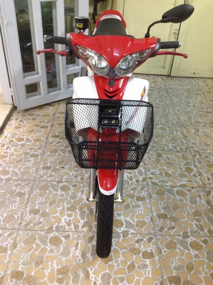 Yamaha jupiter do phong cach malaysia - 6