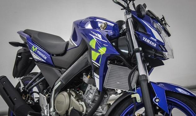 Yamaha Viet Nam dang chuan bi ra mat Fz150i V30 va R3 2015