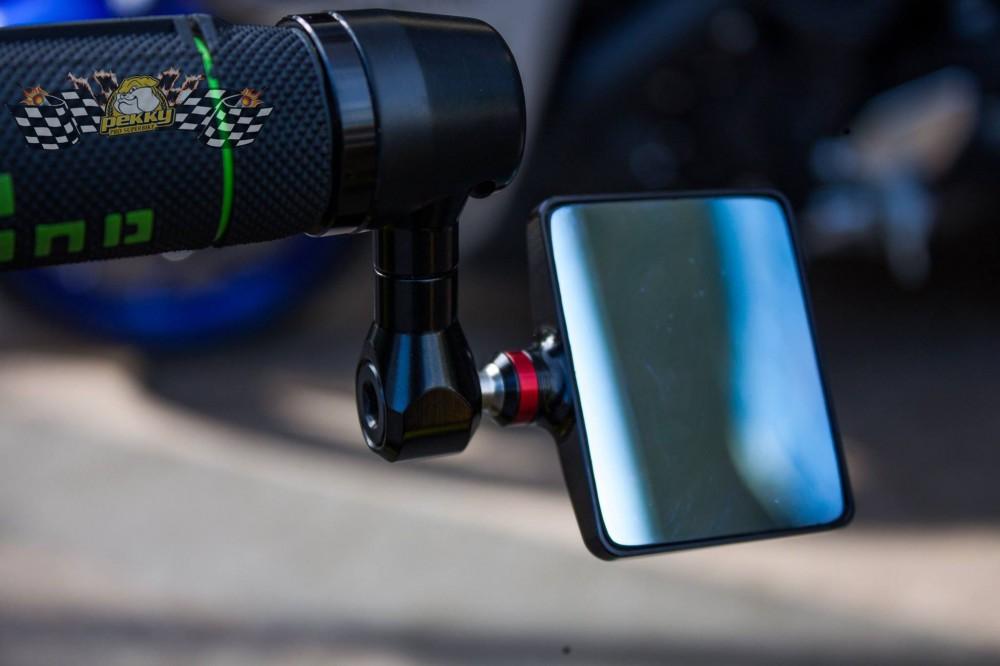 Yamaha Vox son AirBrush noi bat phong cach Rossi - 6