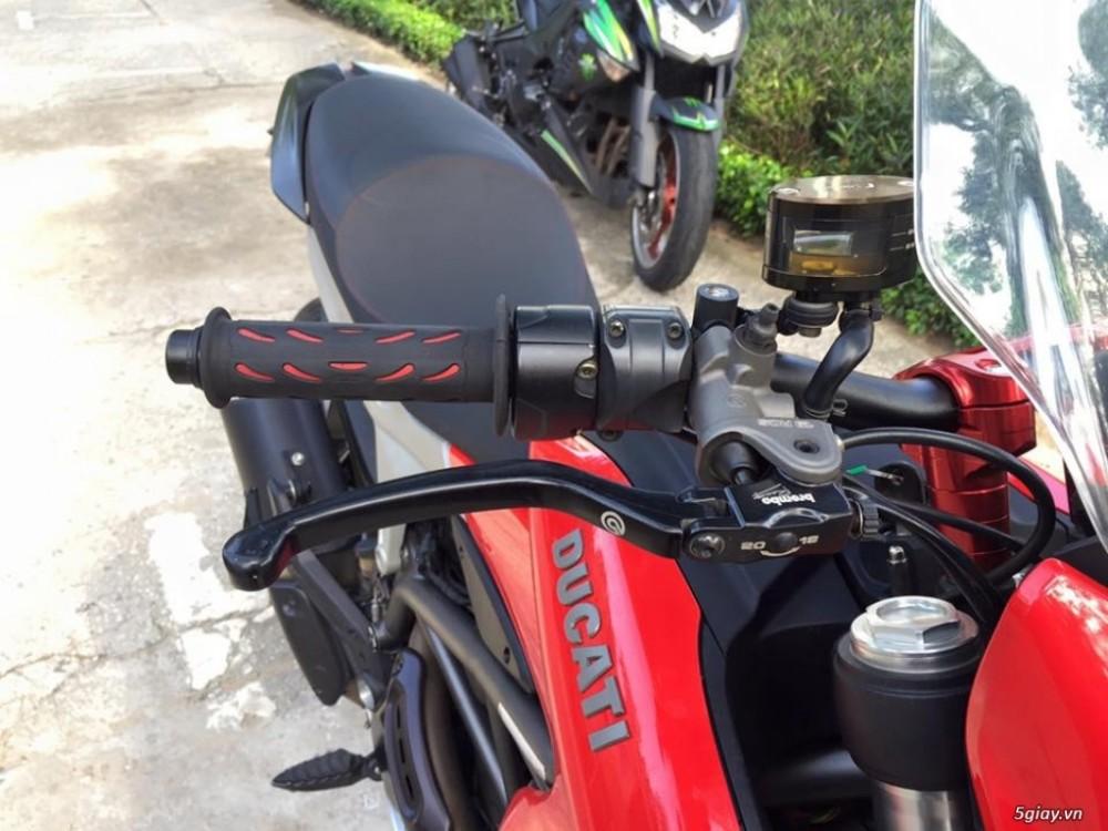 Ban Ducati Hyperstrada 821 Date 2014 xe zin 16k3 USD con TL - 4