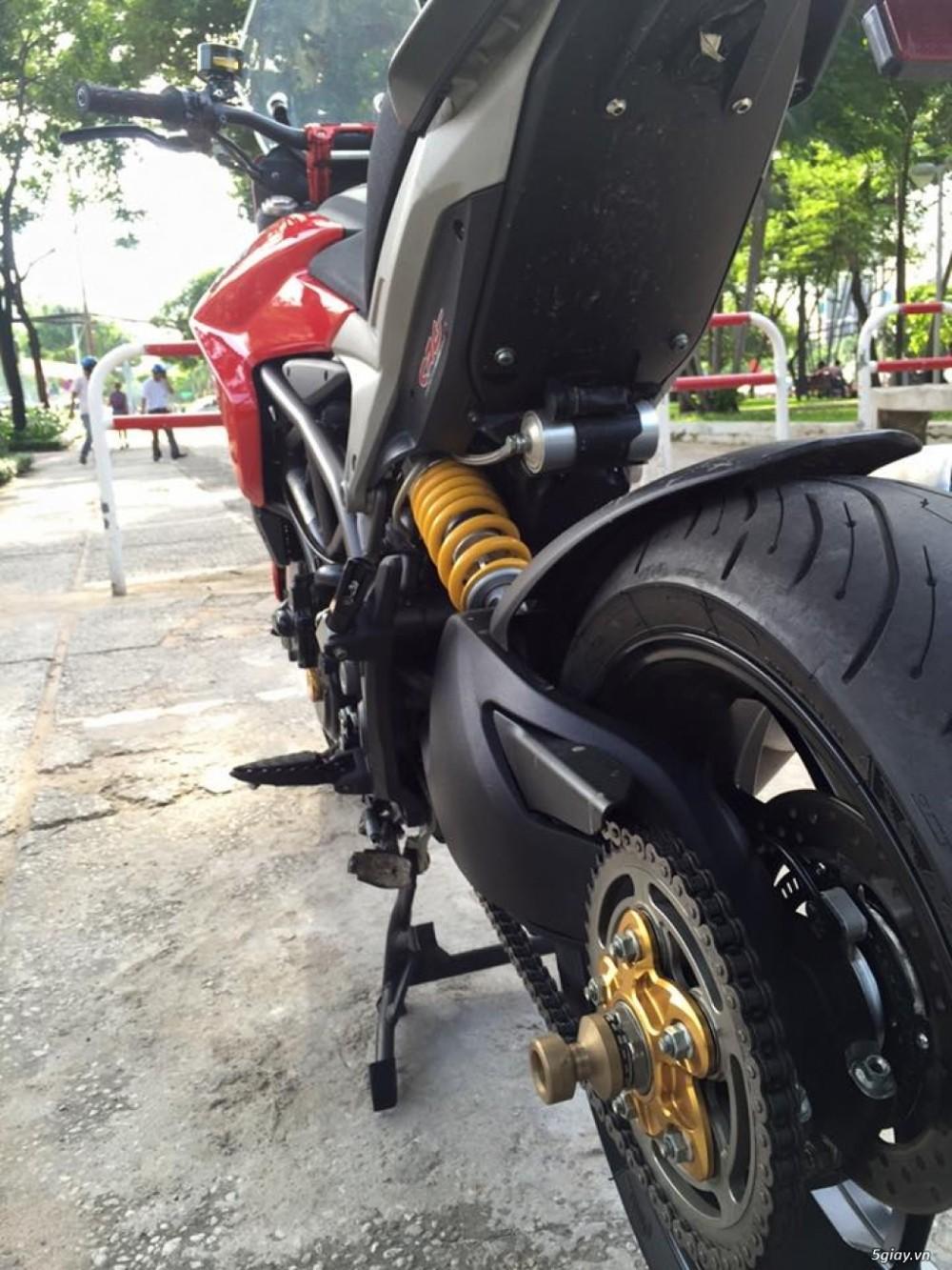 Ban Ducati Hyperstrada 821 Date 2014 xe zin 16k3 USD con TL - 6