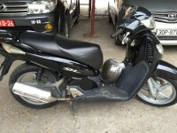 Ban Honda SH den nguyen ban 150i phom 2008 dky 2006 bien vip - 2