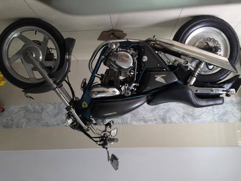 Ban mot em Dealim Macna 125cc da don hoi bi duoc