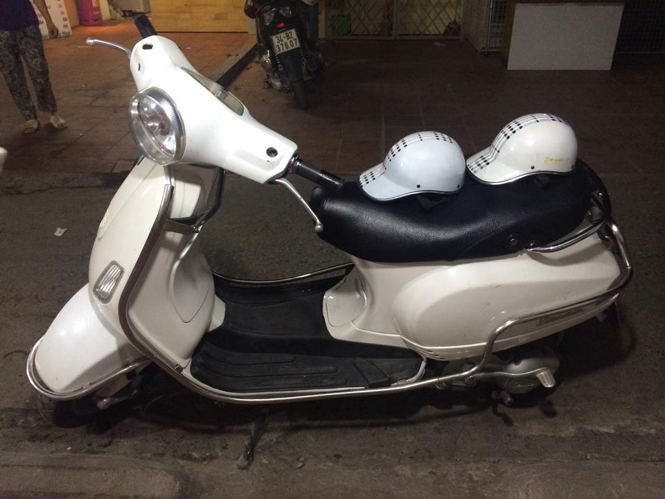 Ban xe Lx 125 nhap - 2