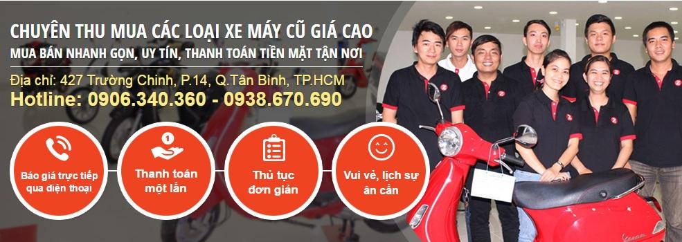 Thu mua xe Lead cu gia cao tai TPHCM 0906 340 360 - 2