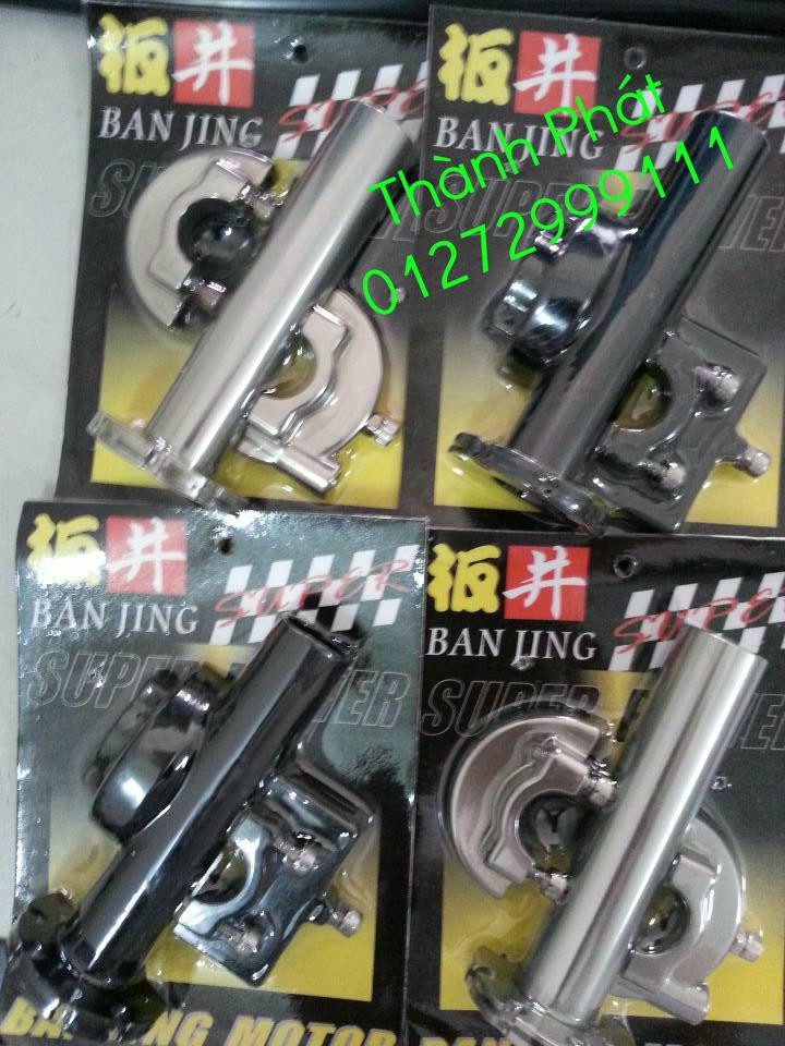 Bao Tay Gu Tay Thang Kieu Cum tang toc cho xe PKL va xe nho Barracuda DPM RIZOMA JapanSpeed - 14