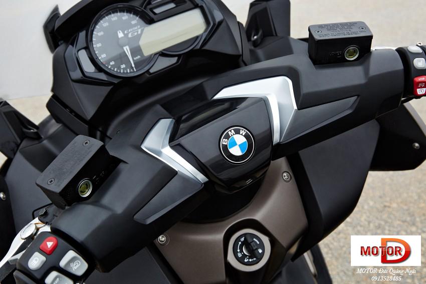 BMW C650 GT DUC QUANG NGAI - 5