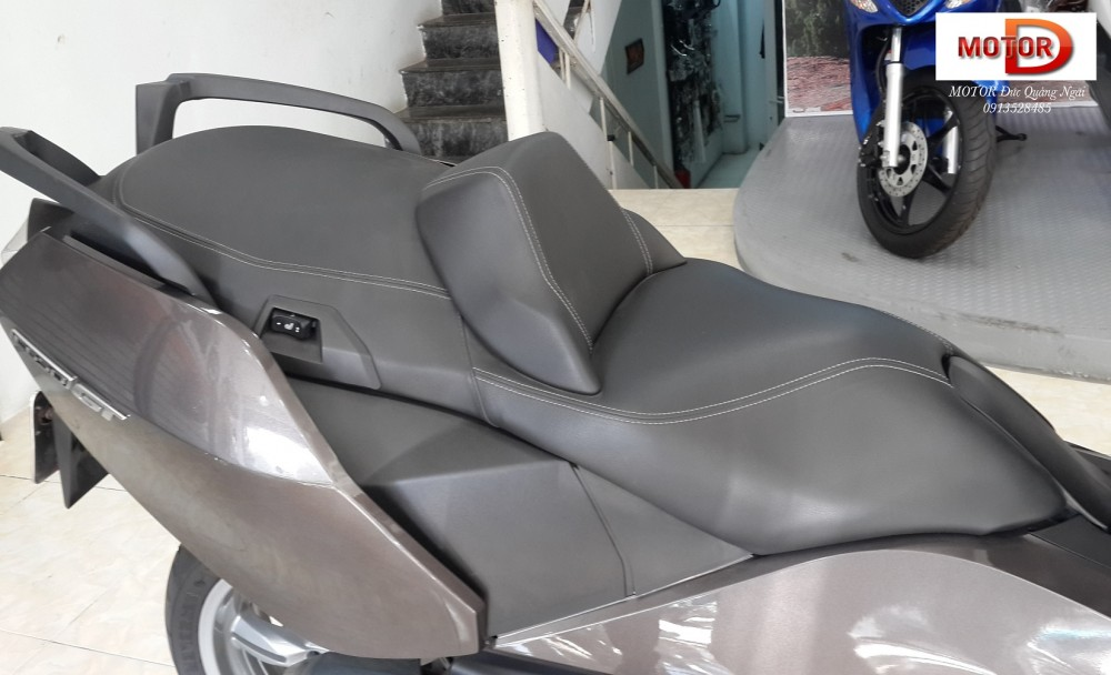 BMW C650 GT DUC QUANG NGAI - 8