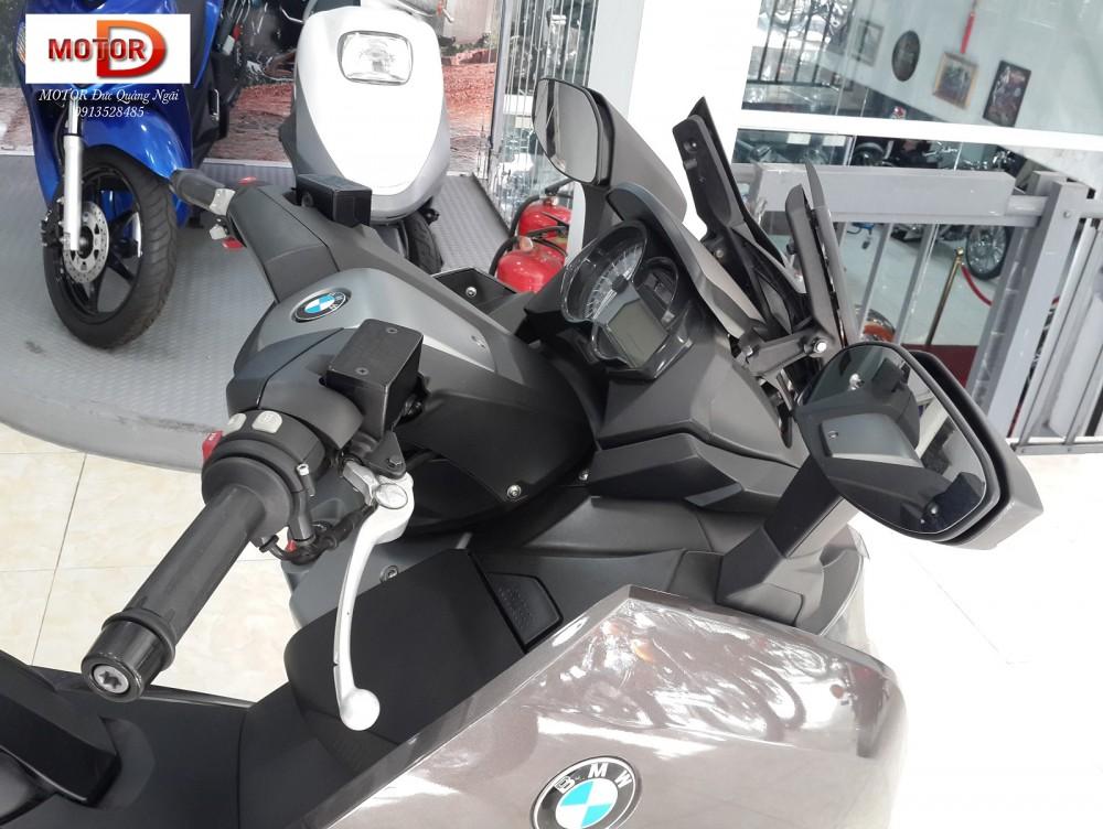 BMW C650 GT DUC QUANG NGAI - 10