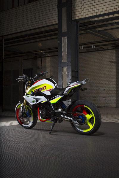 BMW Concept Stunt G310 co the se la mau mo to 300 phan khoi moi cua BMW - 8