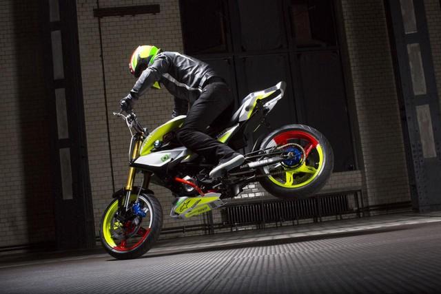 BMW Concept Stunt G310 co the se la mau mo to 300 phan khoi moi cua BMW - 14
