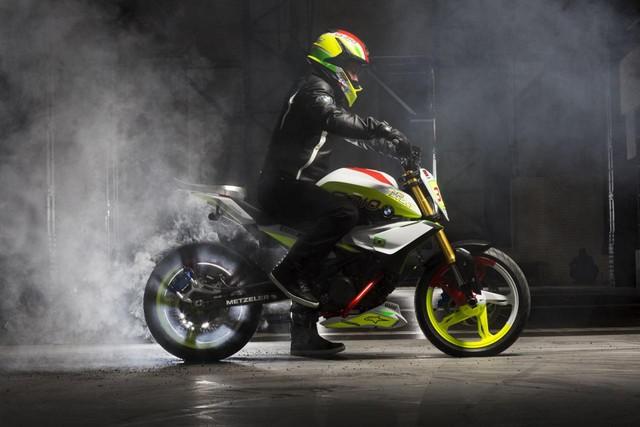 BMW Concept Stunt G310 co the se la mau mo to 300 phan khoi moi cua BMW - 13