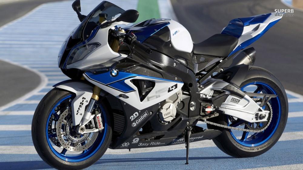 BMW S1000rr dat max speed 320kmh