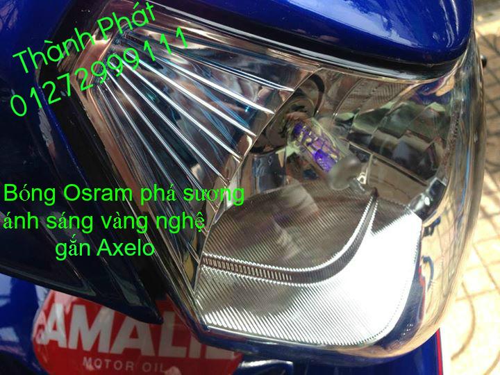 Bong den OSRAM Hang chinh Hang cua Duc tang anh sang den 110 90 50 Anh sang Xanh Xenon mau Va - 20