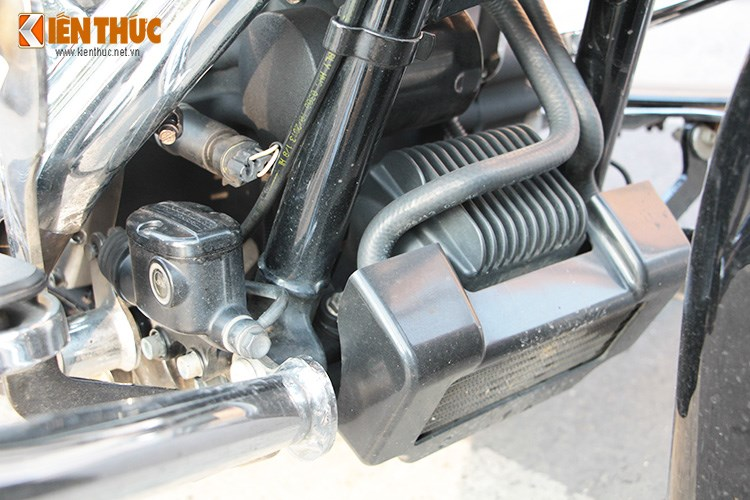 Can canh HarleyDavidson Street Glide gia 11 ty tren pho Sai Thanh - 16