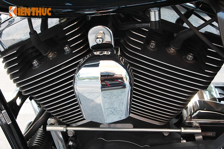 Can canh HarleyDavidson Street Glide gia 11 ty tren pho Sai Thanh - 18