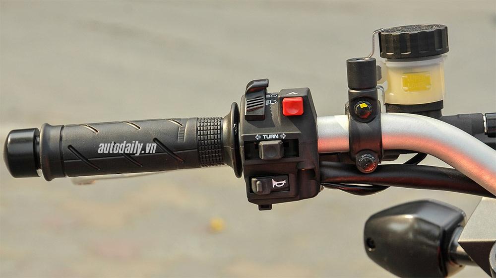 Can canh Honda CB1000R ABS 2015 gia hon 400 trieu tai Ha Noi