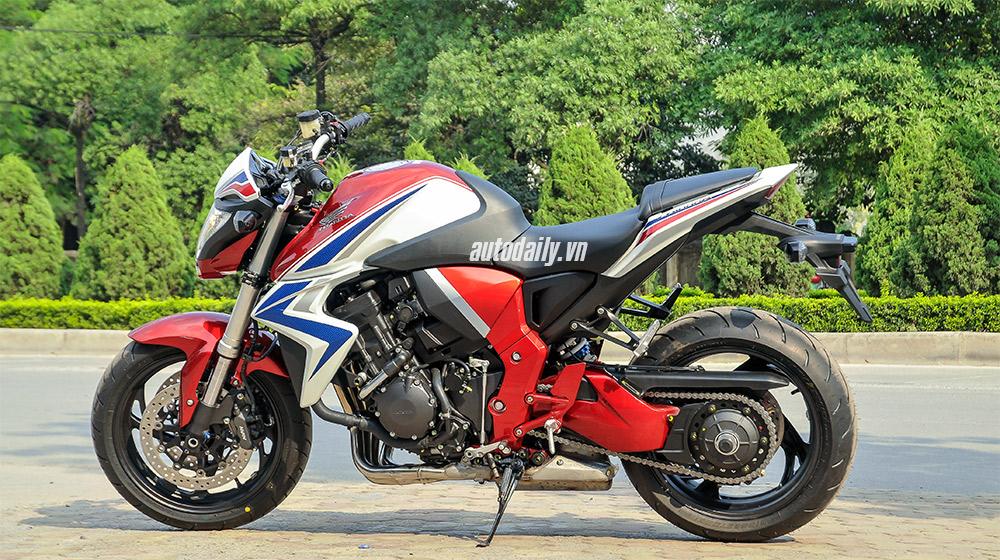 Can canh Honda CB1000R ABS 2015 gia hon 400 trieu tai Ha Noi - 2