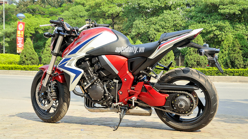 Can canh Honda CB1000R ABS 2015 gia hon 400 trieu tai Ha Noi - 7