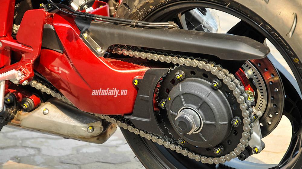 Can canh Honda CB1000R ABS 2015 gia hon 400 trieu tai Ha Noi - 19