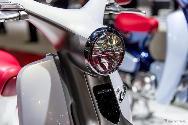 Can canh Honda EV Cub bang xuong bang thit - 5