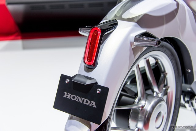 Can canh Honda EV Cub bang xuong bang thit - 13