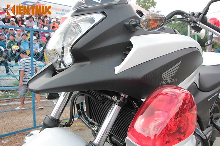 Can canh Honda NC750 phien ban Police chinh hang tai Viet Nam - 3